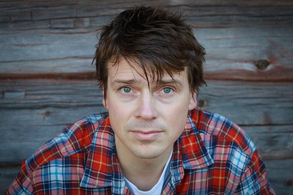 Øystein Morten. Foto: Spartacus