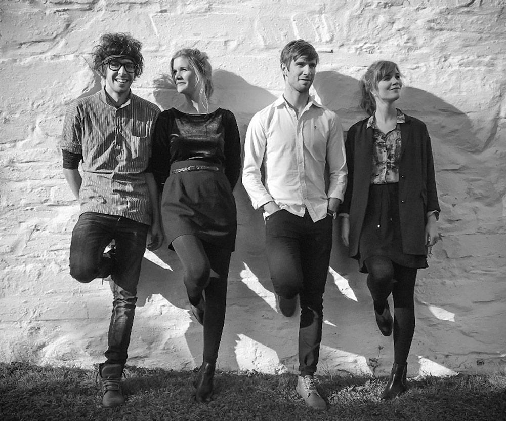 Tre blad Tingelstad med «innbrakt» vestlending lover en hjertevarm konsert