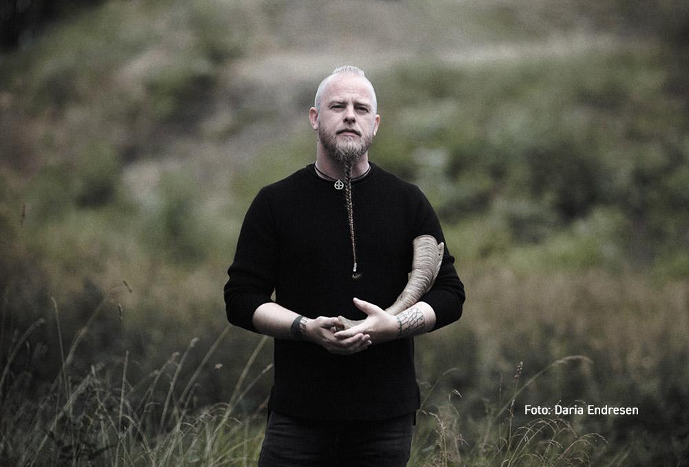 Einar Selvik. Foto: Daria Endresen
